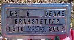 Dr Robert Deane Branstetter