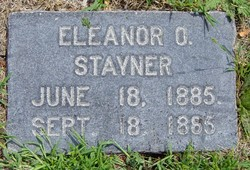 Eleanor O Stayner