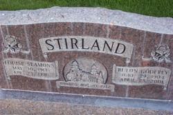 Louise <I>Seamons</I> Stirland
