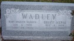 Angelyn Mary <I>Warnick</I> Wadley