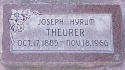 Joseph Hyrum Theurer