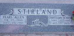 Christian Schenk Stirland