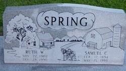 Samuel Christian Spring