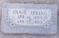 Annie Spring