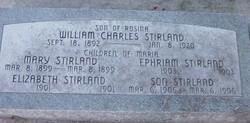 Ephriam Stirland