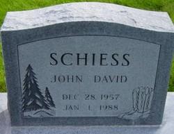 John David Schiess