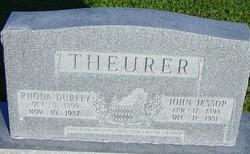 John Jessop Theurer