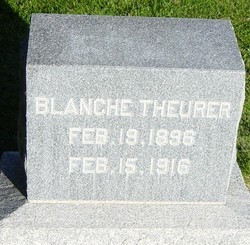 Blanche Christina Theurer