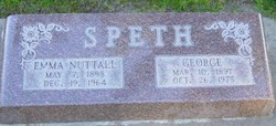 George Speth, Jr