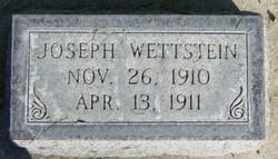 Joseph Wettstein