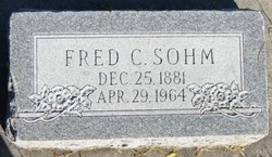 Frederick Charles Sohm