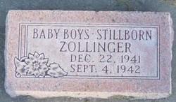 Baby Boy Zollinger