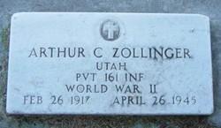 Arthur Carl Zollinger