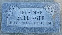 Lela Mae Zollinger
