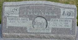 John Fredrick Thunell