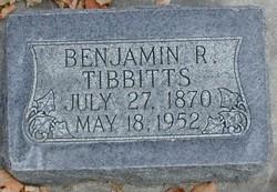 Benjamin Richard Tibbitts, Jr
