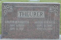 Gretta Marie <I>Tibbitts</I> Theurer