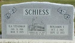 Benjamin Theofield Schiess