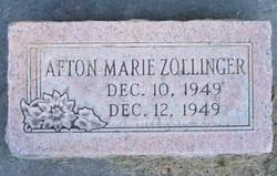 Afton Marie Zollinger