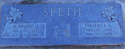 Vesta Orlean <I>Smith</I> Speth