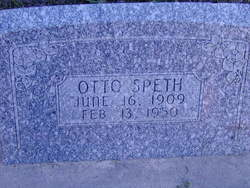 Otto Emanuel Speth