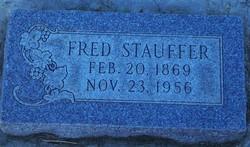 "Frederick ""Fritz"" Stauffer"