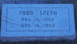 Todd Speth