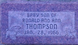 Baby Boy Thompson