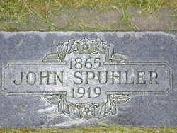 John Spuhler