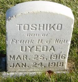 Toshiko Uyeda