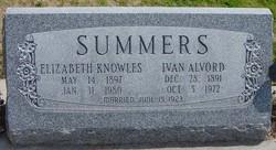 Ivan Alvord Summers