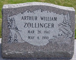 Arthur William Zollinger