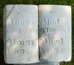 Mette Marie <I>Madsen</I> Torbjornsen