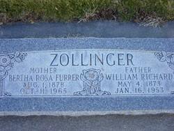 Bertha Rosa <I>Fuhrer</I> Zollinger