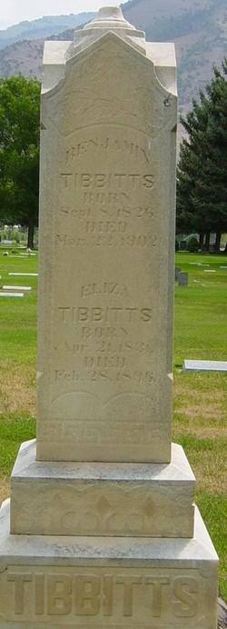 Eliza <I>Moody</I> Tibbitts