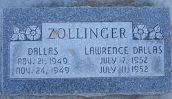 Lawrence Dallas Zollinger
