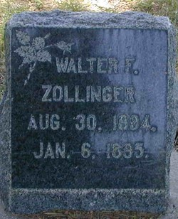 Walter Ferdinand Zollinger