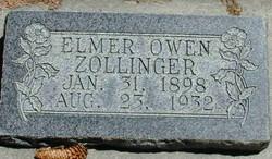 Elmer Owen Zollinger