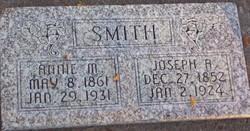 Annie <I>Mathews</I> Smith