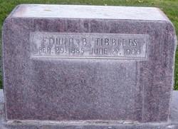 Edwin Bistion Tibbitts