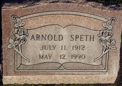 Arnold Speth