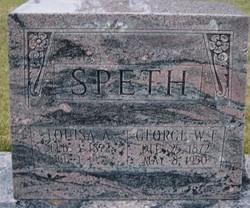 Louisa <I>Aikele</I> Speth