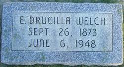 Emily Drucilla Welch
