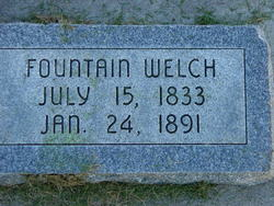Fountain Welch