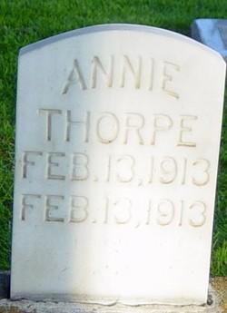 Annie Thorpe