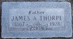 James Alfred Thorpe