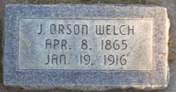 James Orson Welch