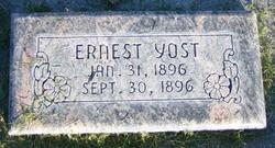 Ernest Yost
