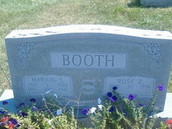 Marion S. Booth