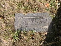 Millie Dianna <I>Sherman</I> Dakins